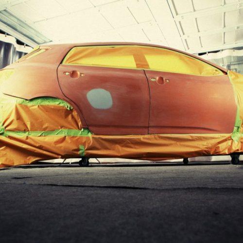 פחחות רכב וצבע